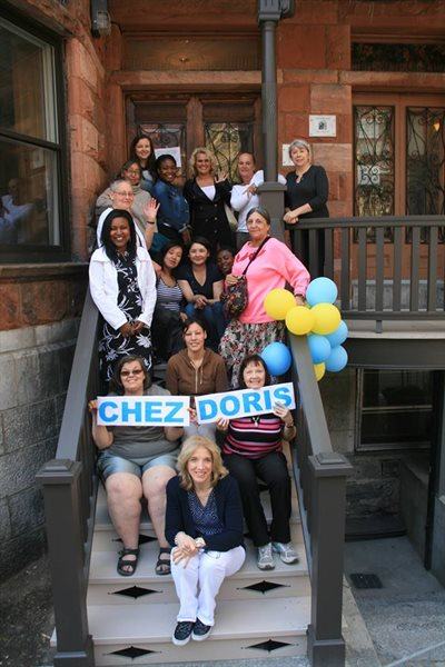 Chez Doris in need of clothing donations